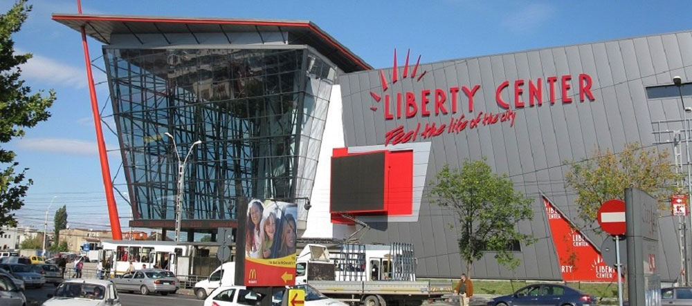 Supermarket nou în București